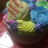 インスタ映えケーキで誕生日パーティーしました★